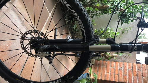 bicicleta titus x carbon montaña 26