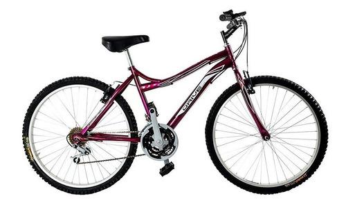 bicicleta todo terreno dama mtb drive 18 vel rin 26 colores