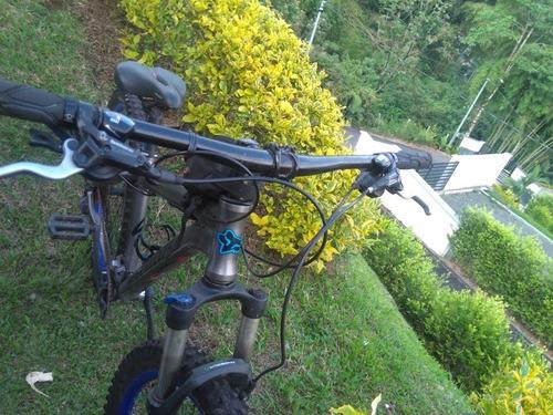 bicicleta todo terreno gw piraña