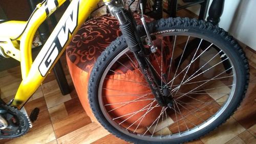 bicicleta todo terreno marca gw chalger