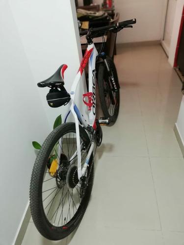 bicicleta todo terreno marca orbea talla 27,5