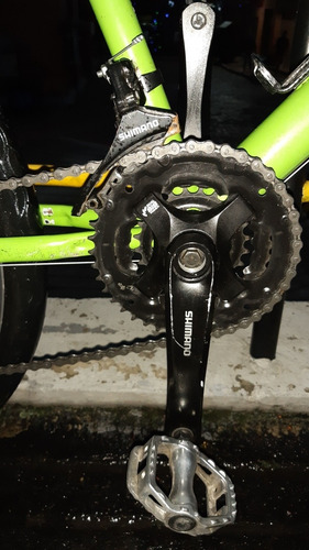 bicicleta todo terreno rin 26.marco en acero en buen estado