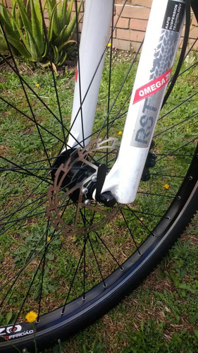bicicleta todo terreno rin 29 marco en aluminio raleigh