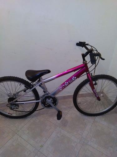bicicleta todo terreno usada