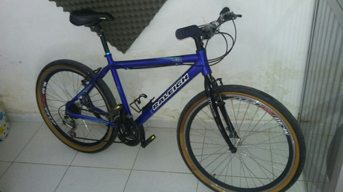 bicicleta todoterreno con cambios toda en aluminio