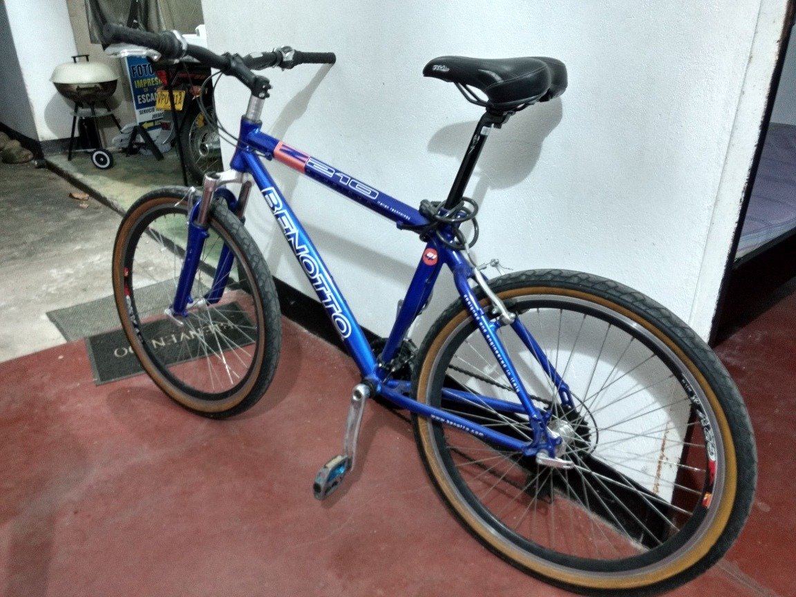 Marco Benotto Aluminio - Bicicletas y Ciclismo en Mercado Libre Colombia