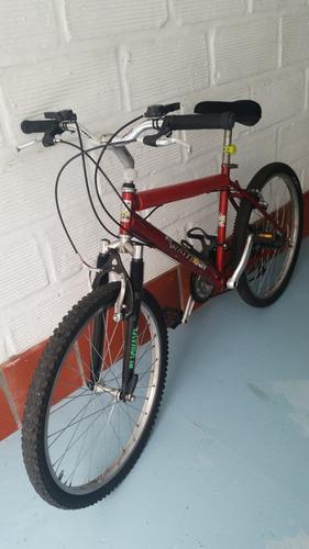 bicicleta todoterreno rin 24