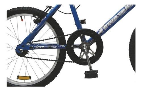 bicicleta tomaselli kids varon rodado 20