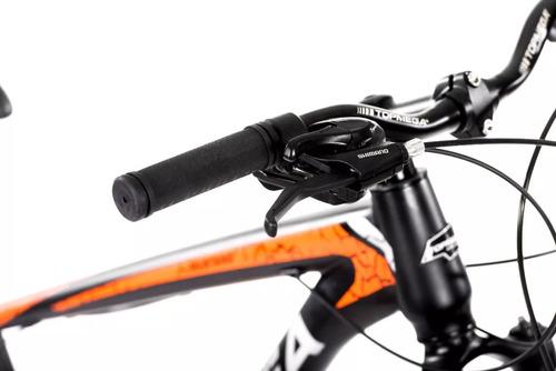 bicicleta topmega mustang r29 21v shimano kit+armado sti