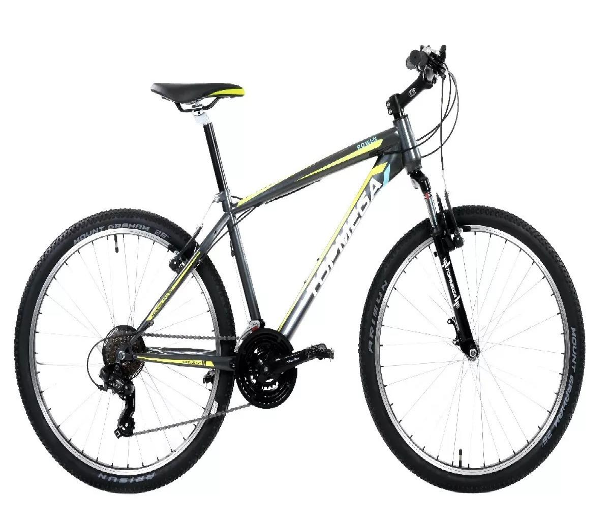Bicicleta Topmega R26 Rowen Shimano + Cartuchera - $ 11.210,00 en ...