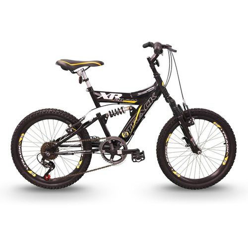 bicicleta track aro