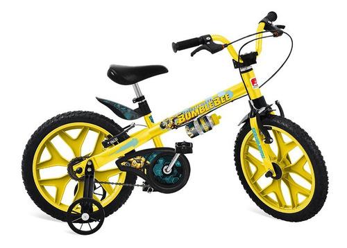 bicicleta transformers aro 16 bandeirante - 3353