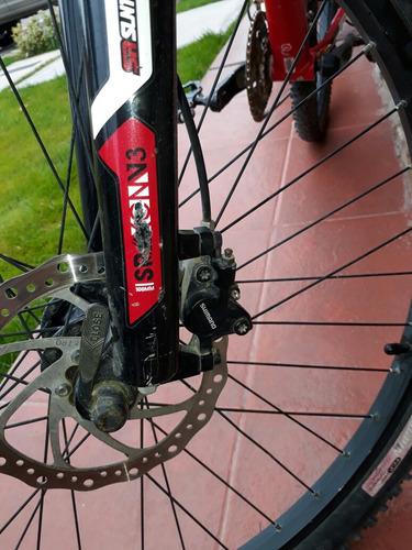 bicicleta trek 3900 frenos a disco. r 26. mendoza!!