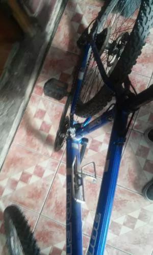 bicicleta trek 3900 frenos de disco