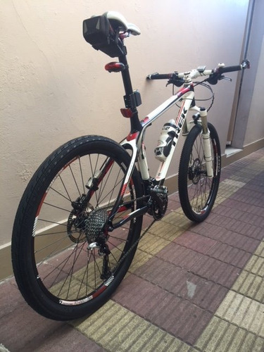 bicicleta trek elite carbono 9.6. vendo permuto