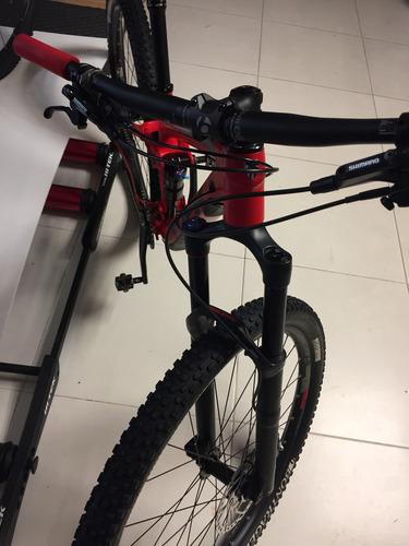bicicleta trek fuel ex 7 2017