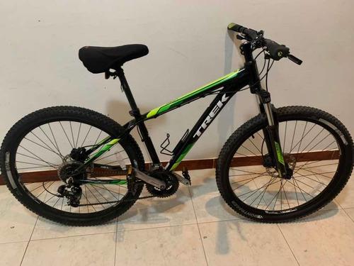 bicicleta trek marlin 6 de 8 velocidades marco talla s
