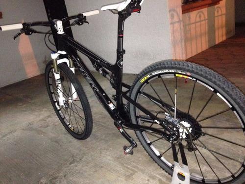 bicicleta trek superfly sl 100 de carbón
