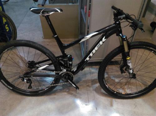 bicicleta trek top fuel 8 2016