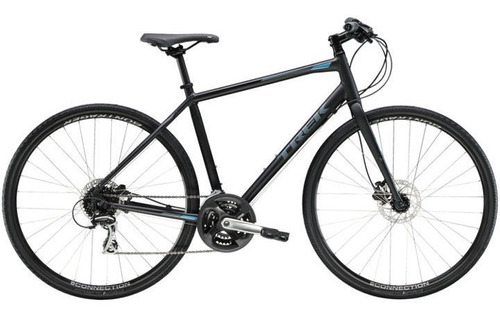 bicicleta trek urbana fx 2 disc r27.5 norbikes