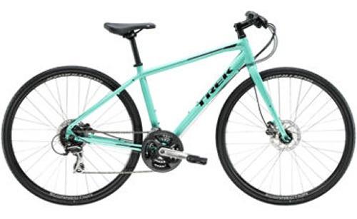 bicicleta trek urbana fx 2 mujer r27.5 norbikes