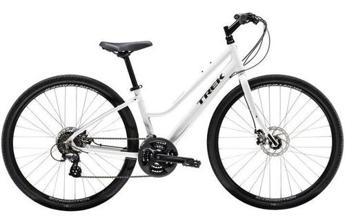 bicicleta trek urbana verve 1 mujer r27.5 norbikes