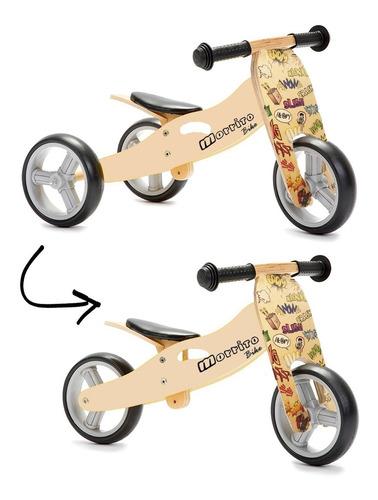 bicicleta / triciclo  niño/niña 2 en 1