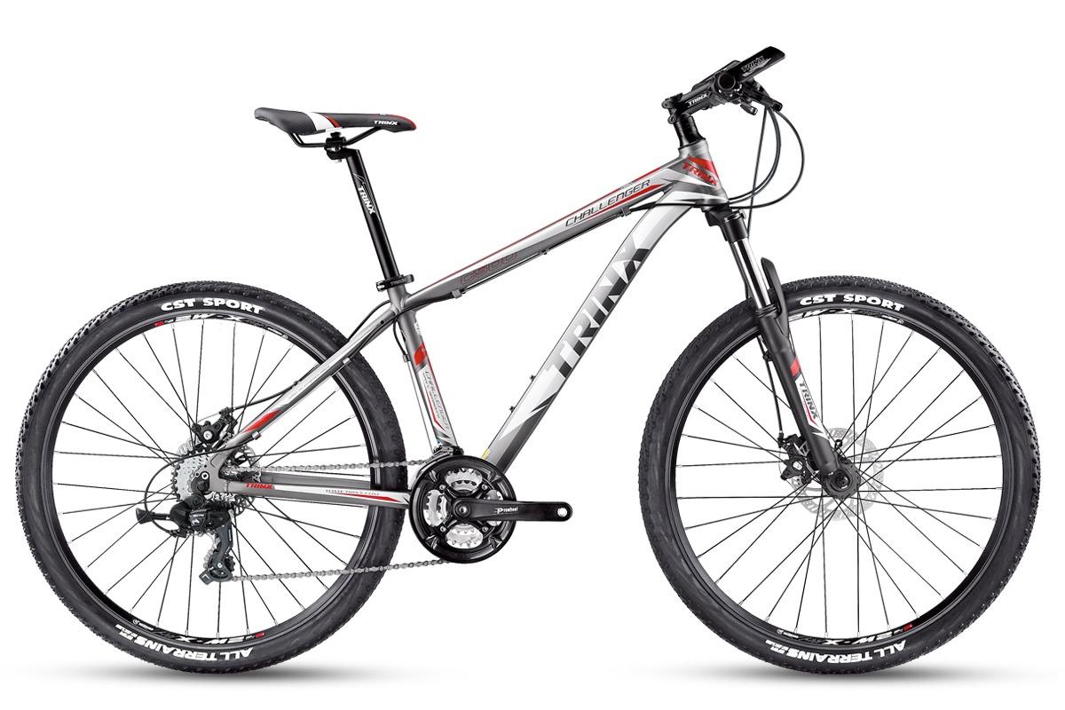 Bicicleta Trinx C500 Mtb Xc Shimano 24 Vel No Giant No Trek ...