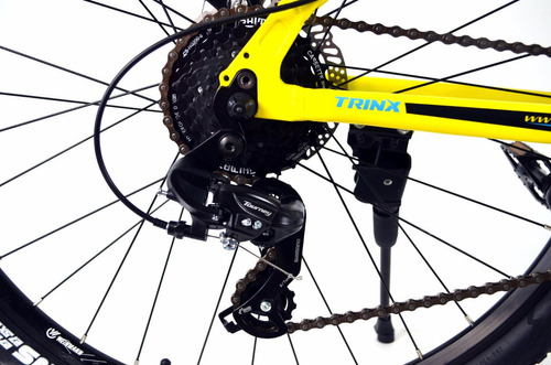 bicicleta trinx c500 mtb xc shimano 24 vel no giant no trek