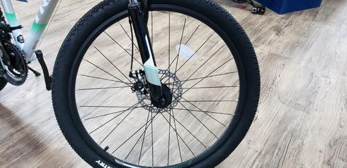 bicicleta trinx dama n106 26 freno disco 21 vel alum albion