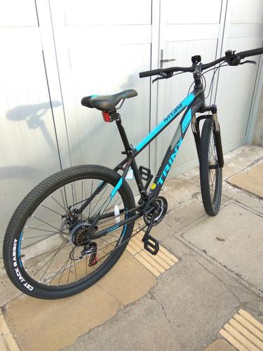 bicicleta trinx m136 elite 27.5 (envio y regulacion gratis )