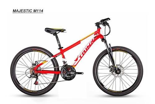 bicicleta trinx majestic m114 varios colores