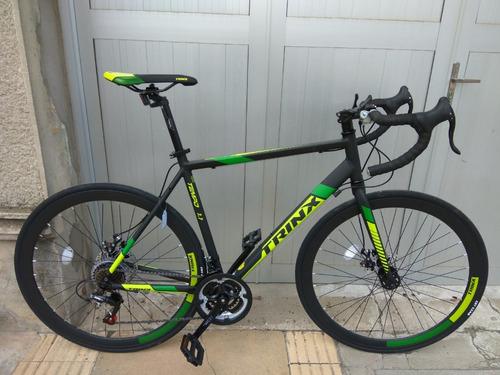 bicicleta trinx tempo 1.1 (envio sin costo domicilio/agencia