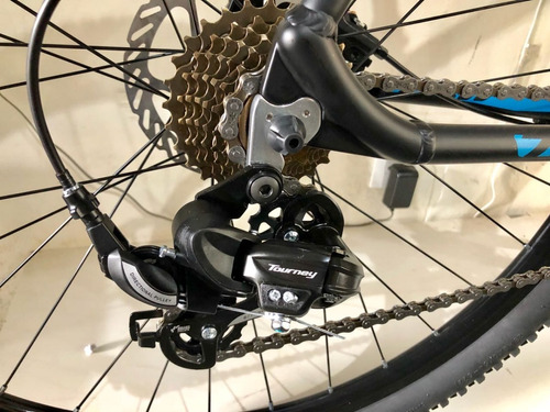 bicicleta tsw jump  24 marchas hidráulico suspensão c/ trava