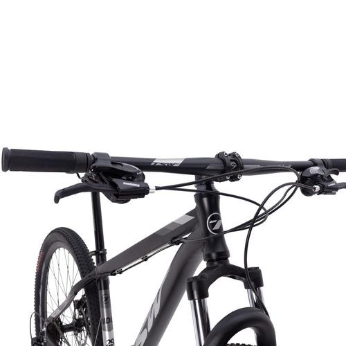 bicicleta tsw ride 2019 19'' 21v mecânico preto fosco