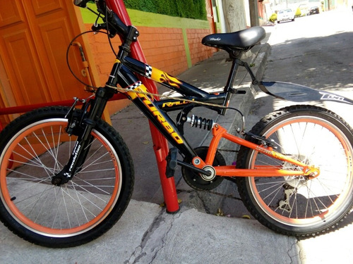 bicicleta turbo