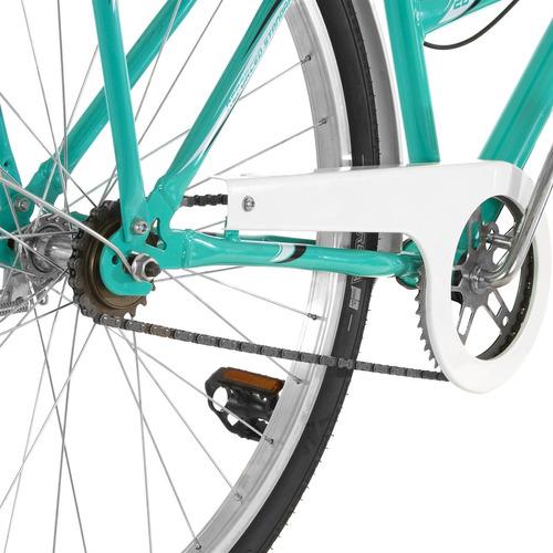 bicicleta ultra bikes tropical summer aro 26 verde e branca