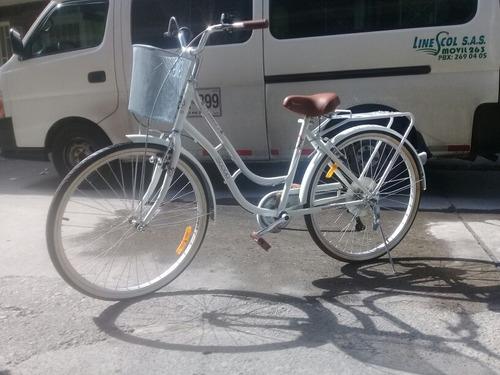 bicicleta urbana 26 vennecia dama