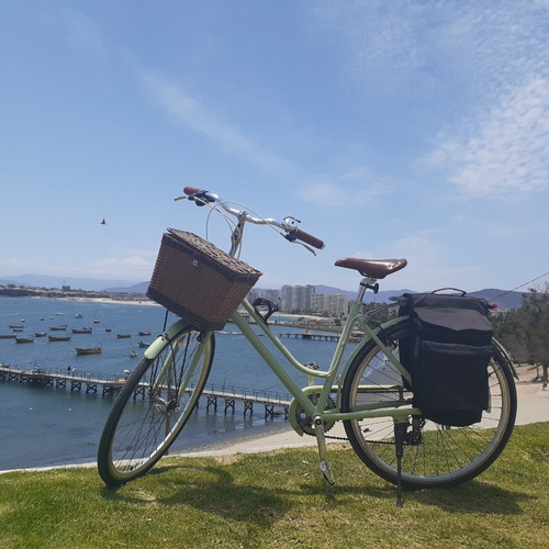 bicicleta urbana gamabikes original modelo metropole aro 28