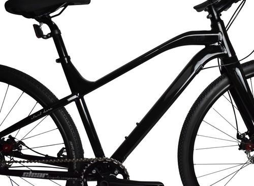 bicicleta urbana hibrida gravel clear one sram ciclocross