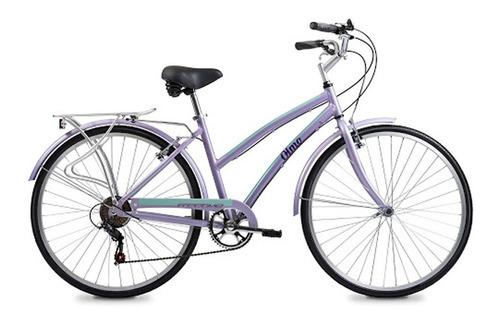bicicleta urbana olmo freetime 285 rodado 28