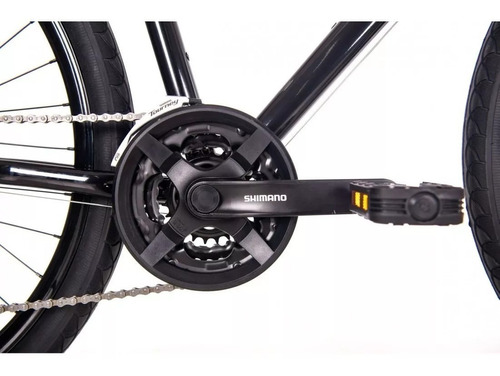 bicicleta urbana sense 29 x 19-17 move 2019 21v shimano -