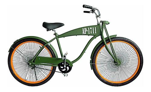 bicicleta urbana tank rodada 26