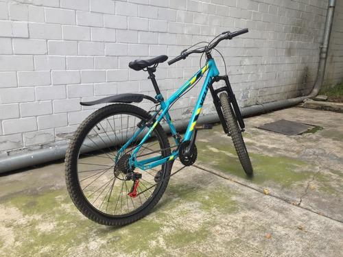 bicicleta veloci rodada 26
