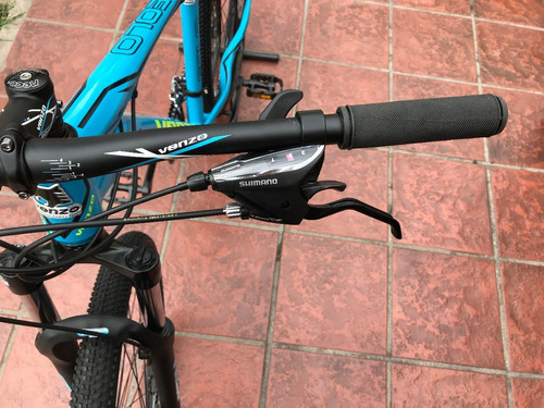bicicleta venzo eolo r - 29- 24 vel horq/susp disc