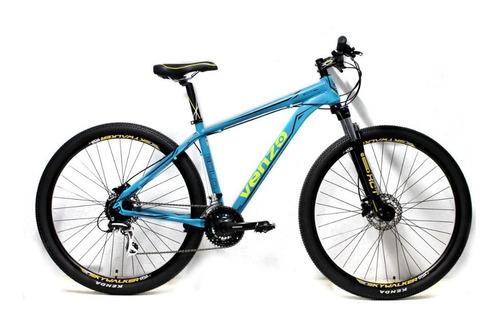 bicicleta venzo eolo r29 acera 24