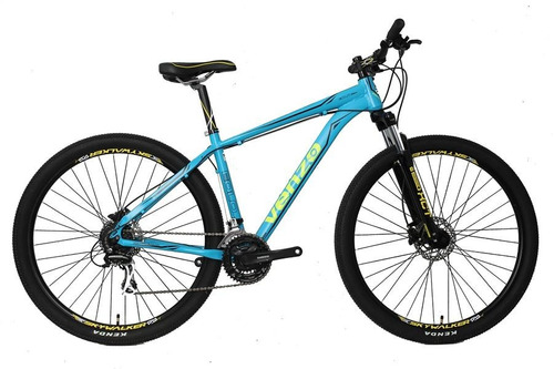 bicicleta venzo eolo rod 29 disco hidra horq bloq 2018 nueva