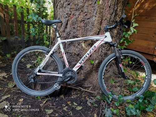 bicicleta venzo, modelo yety, profesional