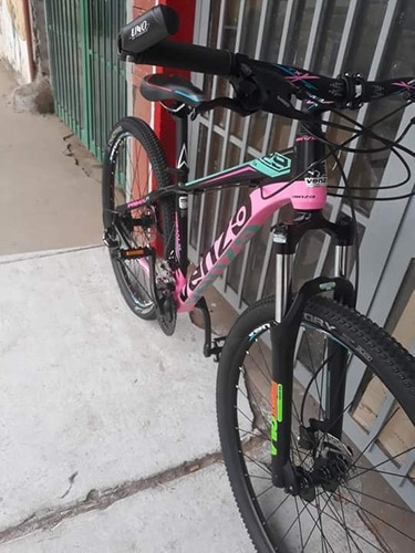 bicicleta venzo primal.