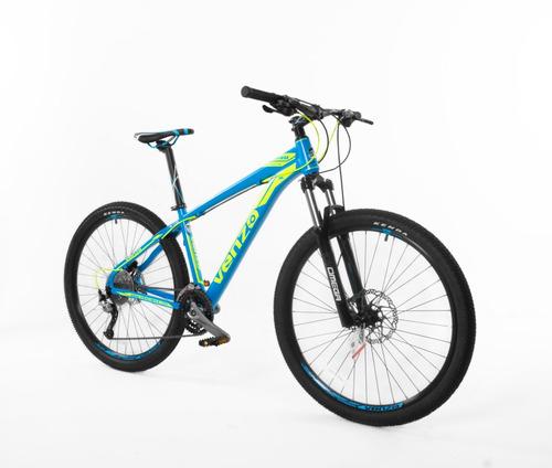 bicicleta venzo primal x rin 29 s shimano acera 27 vel.